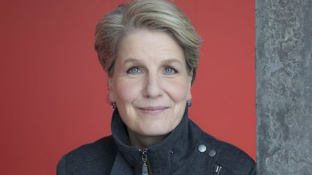 Sandi Toksvig is coming to Hackney Empire on June 27. Picture: Women's Equality Party.