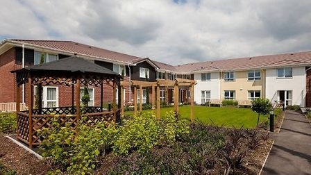 Britten Court care home, in Lowestoft has been nominated for a string of national and regional award