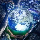 A CGI of the proposed MSG Sphere. Picture: MSG