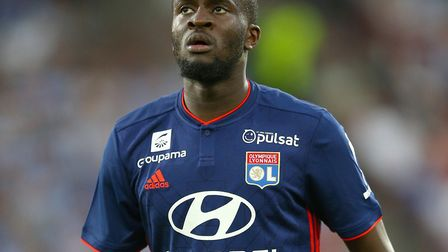 Tanguy Ndombele, who is reportedly close to joining Spurs. Picture: Nigel French/PA