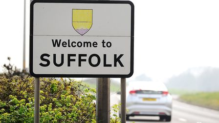A campaign to try and reduce littering on Suffolk's trunk roads has begun. Picture: James Bass