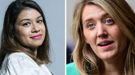 Tulip Siddiq and Georgia Gould. Picture: PA, Chris McAndrew/ Creative Commons