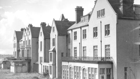 The Grand Hotel in Lowestoft in 1953. Picture: Archant