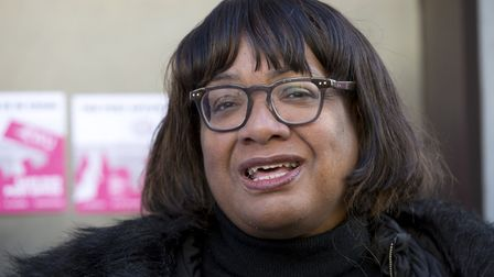 Shadow home secretary Diane Abbott, MP for Hackney North and Stoke Newington, raised the issue in th