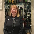 Catherine Parisot, owner of St John�'s Wood restaurant L�Aventure. Picture: Roy Chacko