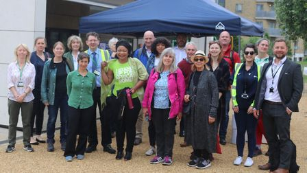 Islington and Camden councils have won a £667,000 grant to make their parks and green spaces focal p