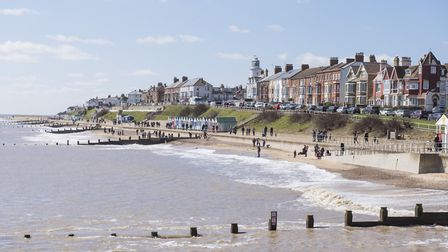 The community letterbox scheme has been launched in Southwold. Picture: Nick Butcher.