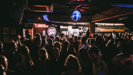 A club night at Queen of Hoxton. Picture: Khris Cowley.