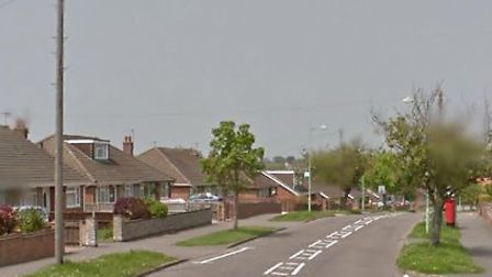 Lansdowne Road in Lowestoft Picture: GOOGLE MAPS