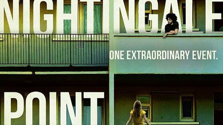 The cover for Nightingale Point, which is out from July 25.