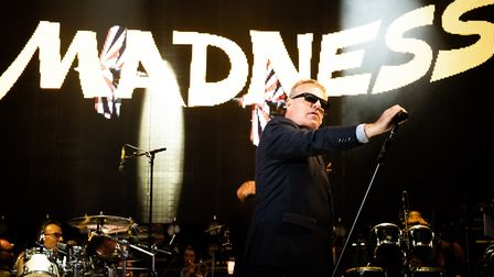 Madness XL at Kenwood House picture by Daniel Alexander Harris
