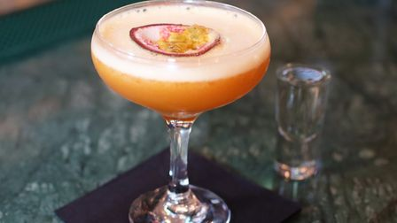 """Gigi's cocktails will help """"pave the way for dancing in to the wee hours."""""""
