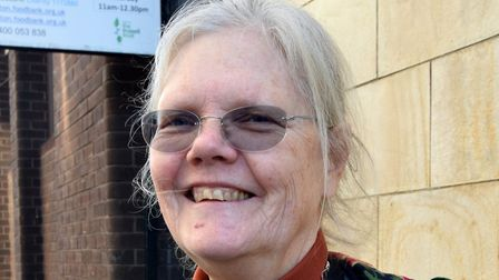 Camden Civic Societys' Dorothea Hackman believes cooperation is the key to tackling climate challeng