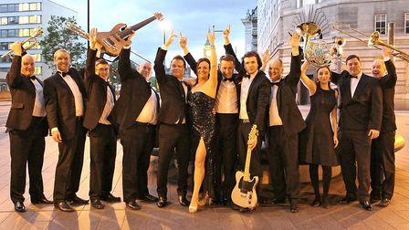 The James Bond Spectacular will perform as part of the Lowestoft Summer Festival. Picture: QTheMusic