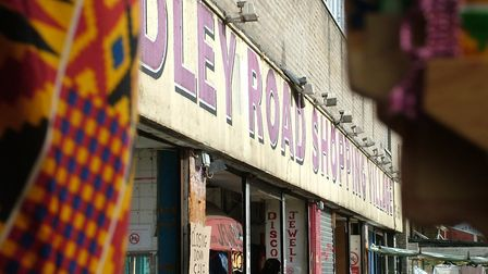 Ridley Road Shopping Village in Dalston. Picture: Ramzy Alwakeel