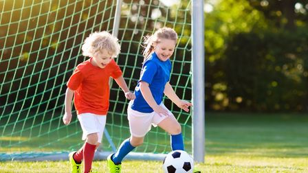 Getting your kids involved in physical activity can have life-long benefits. Picture: Getty Images