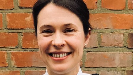 Det. Ch. Supt. Treena Fleming, the new boss of Haringey and Enfield police. Picture Met Police