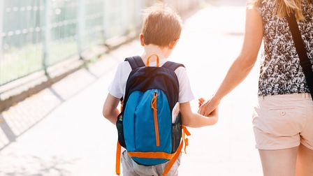 The return to school can be emotional for parents and children