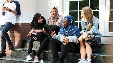 The programme will offer mental health support in schools. Picture: ELFT