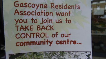 A meeting was held for people to have their say on the community hall. Picture: Ian Rathbone