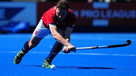 Great Britain's Harry Martin. Picture: Zac Goodwin/PA