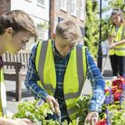 Volunteering is a great way to enhance your CV and give back to your community. Picture: Getty Image