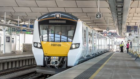 Thameslink services have been disrupted after yesterday's heatwave. Picture: Govia Thameslink Railwa