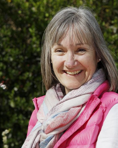 Mindy Mortimer, the new Admiral Nurse at Sole Bay Health Centre. Picture: Sole Bay Health Centre