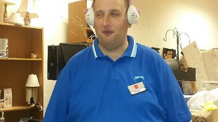 Paul Jervis, from Lowestoft, lost nearly 10st after he began attending a course at Kirkley Health Ce