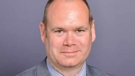 Nick Soar, the new executive principal of Harris Academy St John's Wood. Picture: Harris Academy St