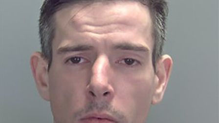 Frank Benet has been charged with burglary. Picture: Suffolk Constabulary