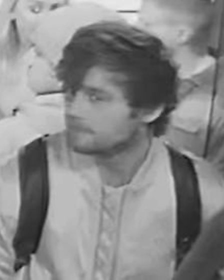 Do you know this man? Picture: Met Police