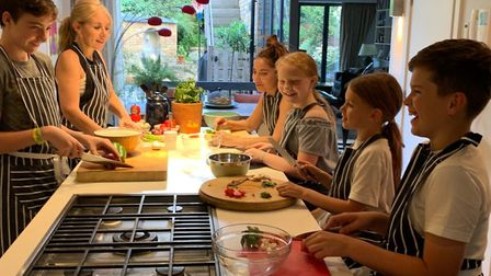 Classes are held for both children and adults. Picture: Lisa Cowling.