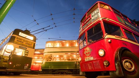 East Anglia Transport Museum has been given the green light to expand its facilities. Picture: Nick