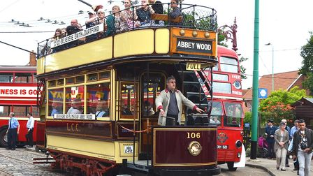 East Anglia Transport Museum has been given the green light to expand its facilities. Picture: Mick