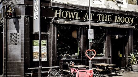 Howl at the Moon in Hoxton Street. Picture: Howl at the Moon