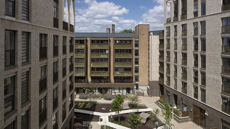 Almost all of the homes on Hackney Council's flagship Kings Crescent Estate were sold to 'owner occu