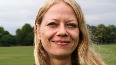 Cllr Sian Berry is concerned that Brexit is already effecting housing values. .