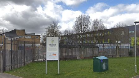 Archer Academy in East Finchley. Picture: Google
