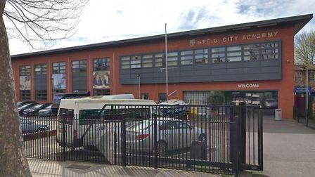 Greig City Academy in Hornsey. Picture: Google
