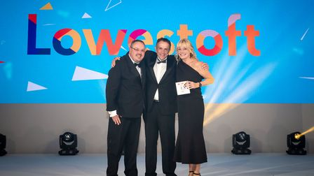 Lowestoft Post Office scooped the award for best directly managed branch at the annual Post Office a
