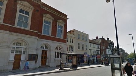 Maidstone High Street, Kent. Picture: Google