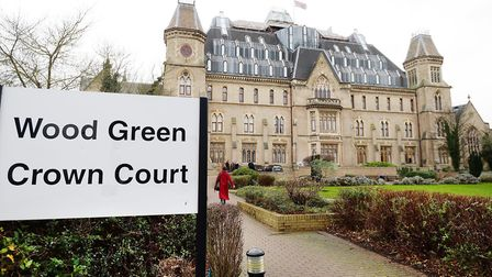 Wood Green Crown Court. Photo: John Stillwell/PA Images