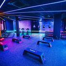 """Learn to """"fight your own fight"""" at Movin London's high intensity interval training fitness studio th"""