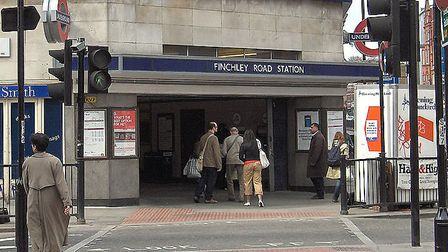The Metropolitan Line will be closed between Aldgate and Finchley Road on Monday, Tuesday and Wednes