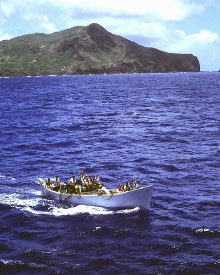 Pitcairn Island. Picture: Polyrus (CC BY-ND 2.0)