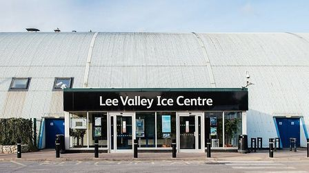 The Lee Valley Ice Centre as it is today