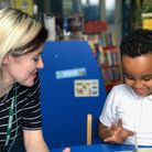 Bookmark Reading supports children in 20 inner-London schools. Picture: Bookmark Reading.