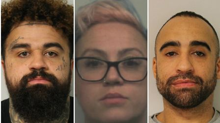Neil Allen, Stephanie Haughton and Jamie Cohen have been jailed for the burglary in Dartmouth Park w