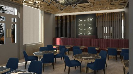 Artists impressions of how Rawsha in Abbey Road will look after work is completed. Picture: The Livi